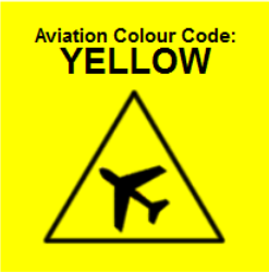 Aviation Yellow Alert