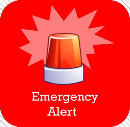 Emergency Alert images
