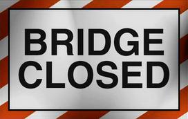 Bridge Closure Alert
