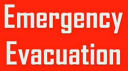 Emergency Evacuation Alert