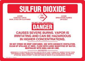 Sulfur Dioxide Alert