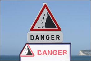 Landslide Danger Alert