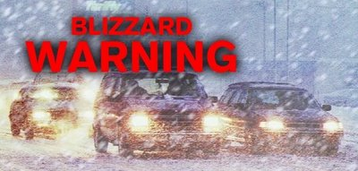 Severe Blizzard Warning