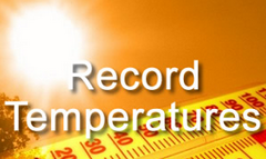 Image result for record heatwave alert