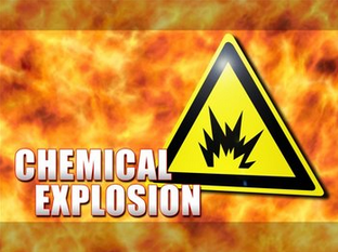 Chemical Explosion Alert