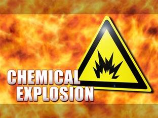 Chemical Explosion Alert
