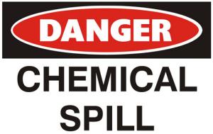 Chemical Spill Alert