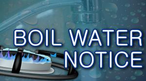 Boil Water Alert