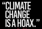 Climate Change Hoax Alert
