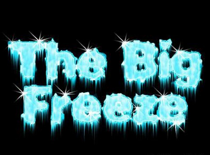 Big Freeze Alert