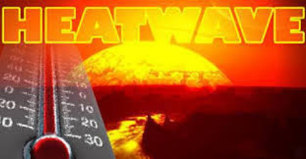 Image result for extreme heatwave alert images