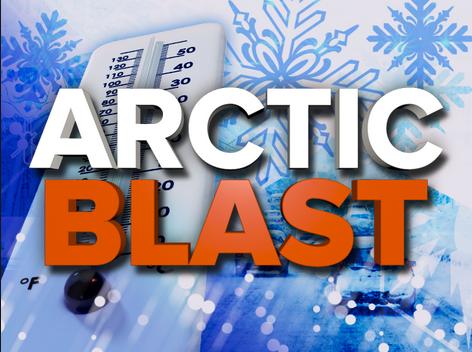 Arctic Blast Alert