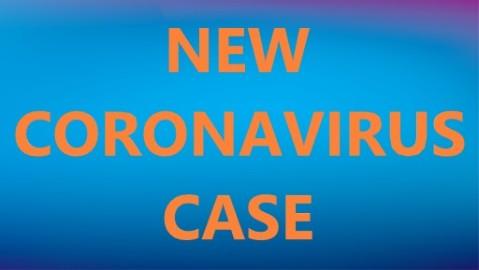 New Coronavirus Case
