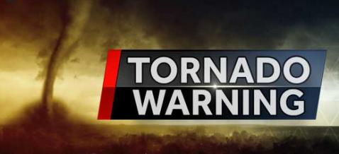 Tornado Warning Alert
